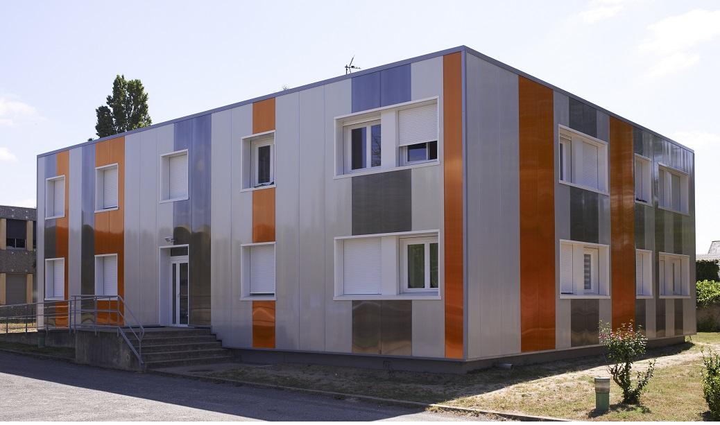 Transform Your Building with Danpal's VRS Cladding Solution
